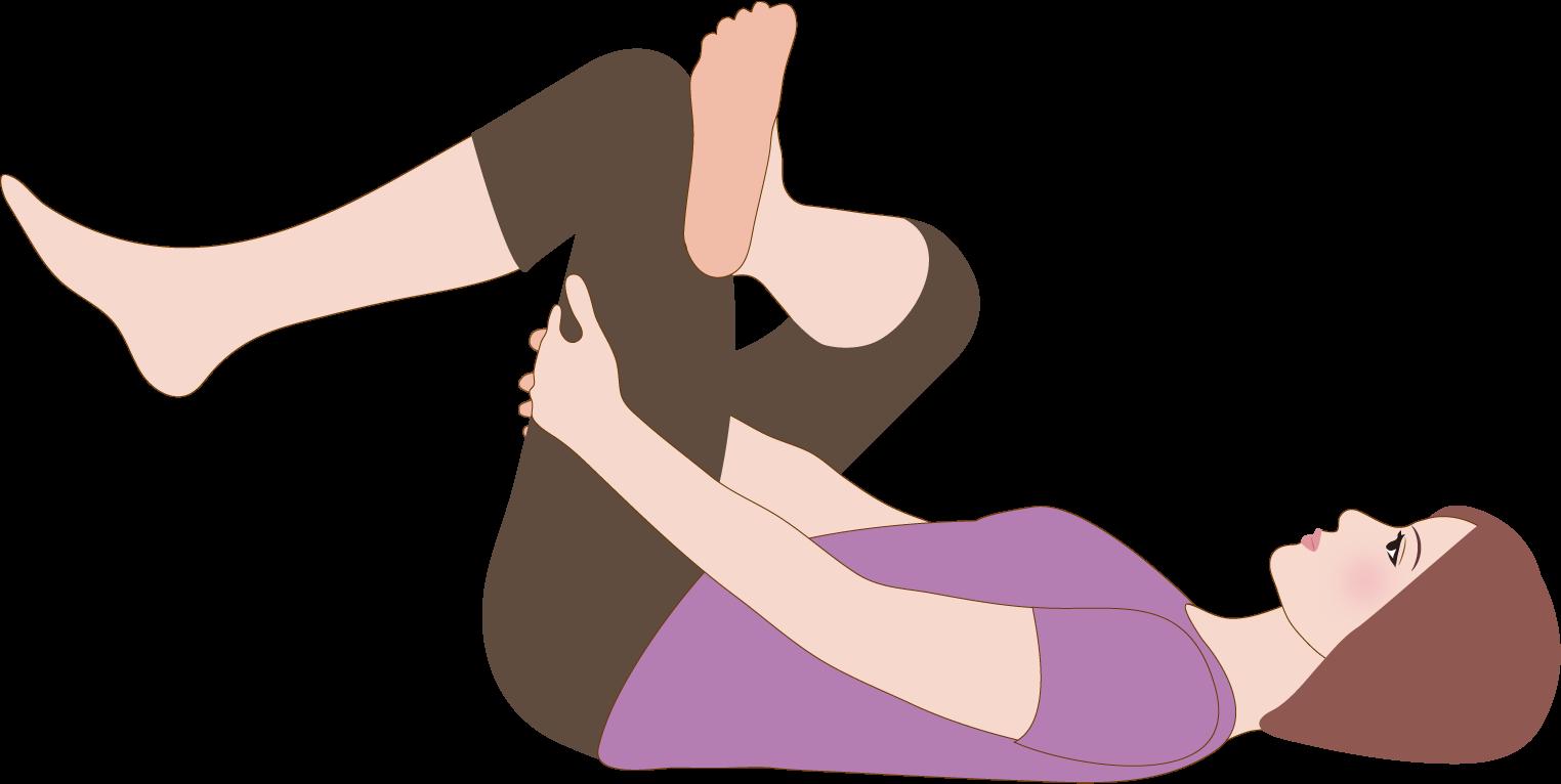 股関節ストレッチ (5)