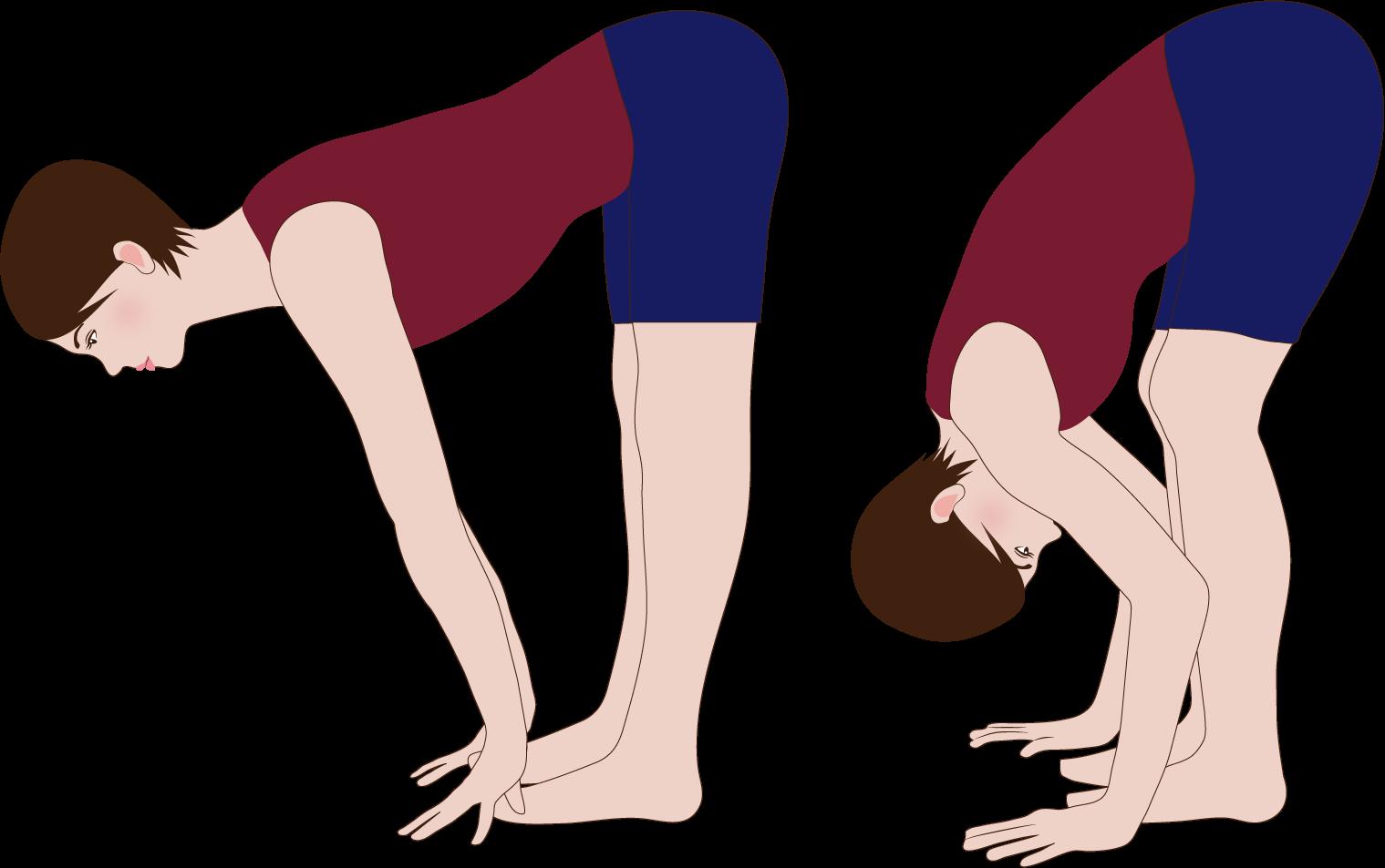 股関節ストレッチ (7)